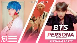 Download Listening Party: BTS ″Map The Soul PERSONA″ Album Reaction - First Listen Video