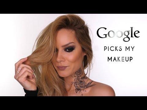 Google Picks My MakeUp Challenge | Shonagh Scott | ShowMe MakeUp | NikkieTutorials