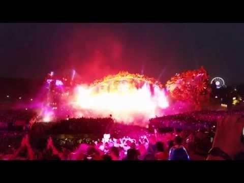 Tomorrowland 2014 David Guetta She Wolf HQ