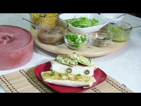 7 Layer Burrito Recipe Video - Mexican cuisine by Bhavna
