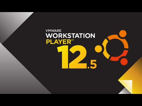 Install Ubuntu 16.04 LTS onto Your Computer Using VMware Workstation Player 12.5
