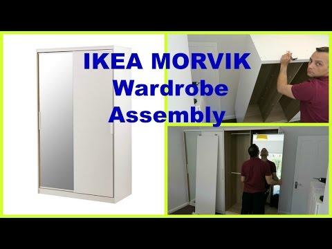 IKEA MORVIK wardrobe