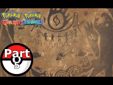 Pokemon Omega Ruby Alpha Sapphire Delta Episode Part 5 The Tale of Rayquaza