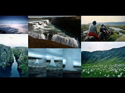 87. ΙΣΛΑΝΔΙΑ - ICELAND: Hveragerdi, Gullfoss falls, Landmannalaugar, Reykjadalur, Reykjavik