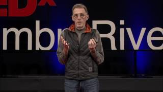 The Amazing Way Bicycles Change You| Anthony Desnick | TEDxZumbroRiver