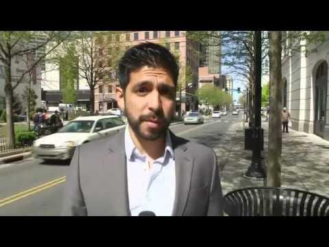 'Non-Citizen' Gets Answers -- Eric Alvarez