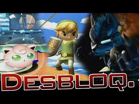 ✤ Super Smash Bros. Brawl ✤   Como DESBLOQUEAR a Toon Link, Wolf y Jigglypuff [FULL HD]