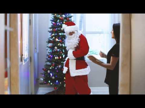 LivingYoung's Santa Baby Christmas Music Video (I'm Santa)