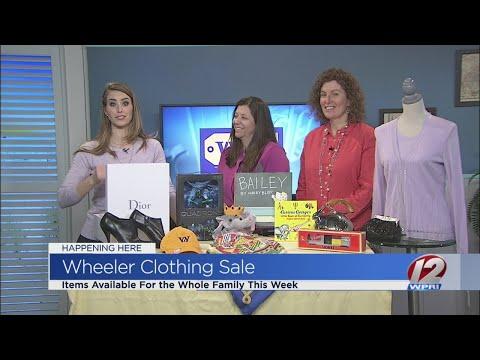 Wheeler School Clothing Sale returns
