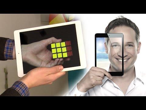 Rubik's Cube - Fastest Way To Solve it - S1 E04 - iPad Magic with Simon Pierro