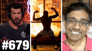 #679 #BlackLivesMatter BURNS MINNEAPOLIS! | Dinesh D'Souza Guests | Louder with Crowder