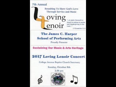 Loving Lenoir, (N.C.) 2017