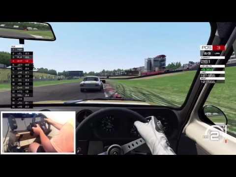 Assetto Corsa - g920 - race