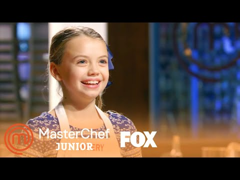 Avery May Be Tiny But She Cooks With Big Flavors | Season 6 Ep. 14 | MASTERCHEF JUNIOR