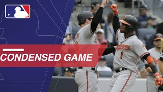 Condensed Game: BAL@NYY - 9/23/18