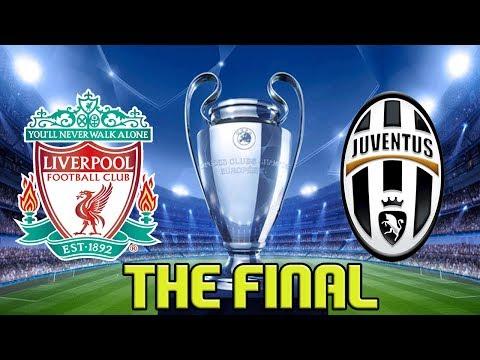 FIFA 18 Liverpool Career Mode | CHAMPIONS LEAGUE FINAL vs JUVENTUS EPIC GAME | Episode #28