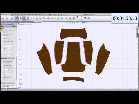 Car Seat (Pattern Engineering)