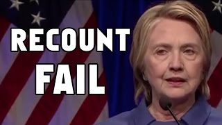 Election Recount is Hilarious Failure