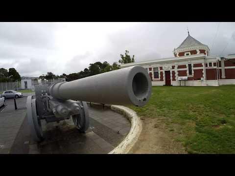 New Zealand 2018 Wellington Observatory