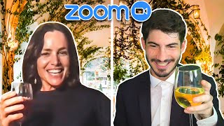 Going On A Zoom Date With My Fans Mom...