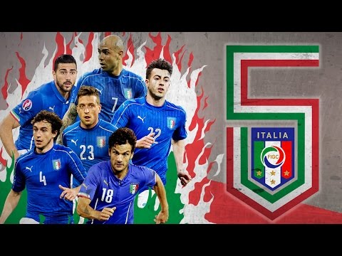 5 Things To Know About Italy Ahead Of Euro 2016