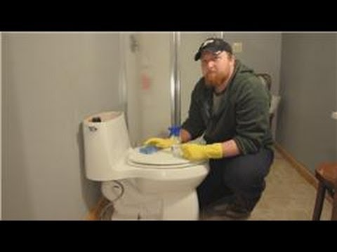 Bathroom Repair : How to Repair Toilet Cistern Smells