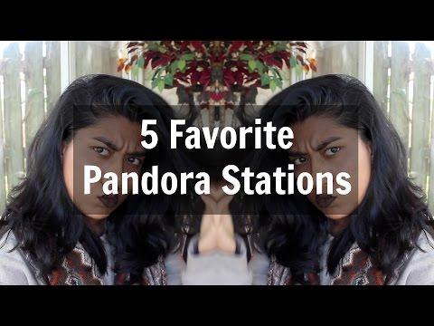 5 Favorite Pandora Stations | Reena Bean