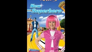 Opening to LazyTown: New Superhero 2005 VHS