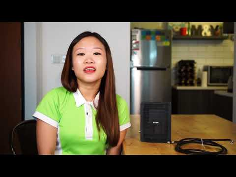 Setting up your Cable Broadband | Easy How To's | StarHub