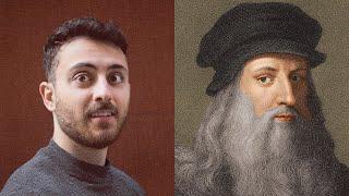 I Tried Da Vinci's (Insane) Daily Routine: Here's What Happened