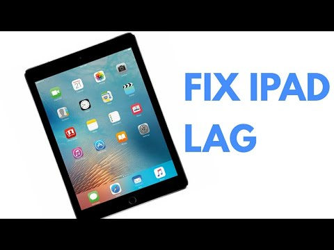 iPad mini iOS 9 Tips and Tricks to help with Lag