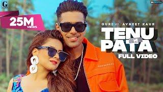 TENU NI PATA : GURI (Official Video) Avneet Kaur   Sukhe   Satti Dhillon   GK Digital   Geet MP3