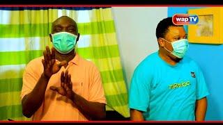 Akpan and Oduma 'CURE FOR CORO' 2