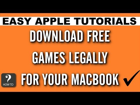How To Download Free Games Legally For Your Mac Computer