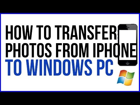 How To Transfer Photos From iPhone To Windows PC - Full Tutorial