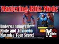 Mastering Blitz Mode to Increase your Score! - Marvel Strike Force