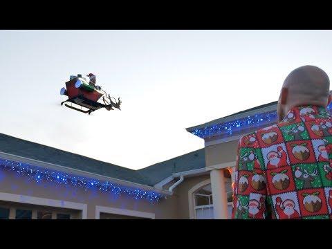 S02E24 - Quadcopter Santa