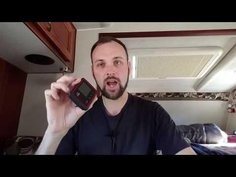 Verizon Jetpack Review!