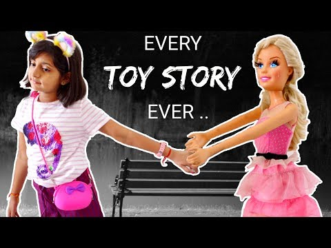 Every TOY STORY Ever ...... #MyMissAnand #Fun #Toys #Sketch #Comedy