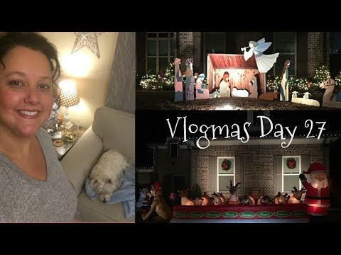 Don't Lock Me In The Store! Thats Where The Kranks Live? Vlogmas Day  27