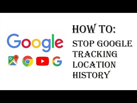 How To Stop Google From Tracking Your Location - Delete/Remove Google Tracking Location History