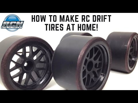 How To Make Drift Tires for RC - The RCNetwork