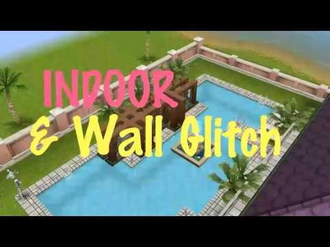 INDOOR & WALL GLITCH | SIMS FREEPLAY APRIL 2017