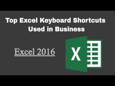 Excel Keyboard Shortcuts: Top 27 Shortcuts To Boost Your Speed