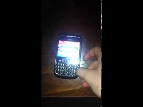 What to do if you forget your Blackberry Password