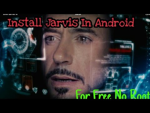 How to download Siri/Jarvis for android (no root)
