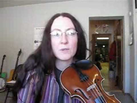 How to Play Double Stops (Two Strings) on the Fiddle