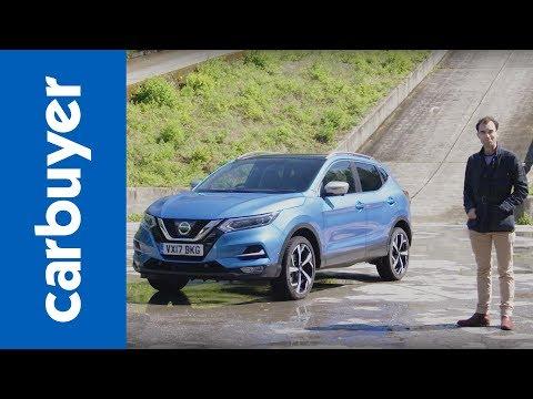 2018 Nissan Qashqai SUV review - James Batchelor - Carbuyer