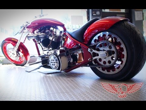 Saldatura al TIG fai da te, Stones Cycles USA - versione TV SKY S01E03b - Roma Custom Bike