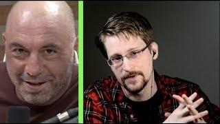 Why Edward Snowden Turned Whistleblower | Joe Rogan